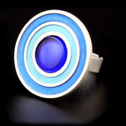 Ring SEVENTIES middle